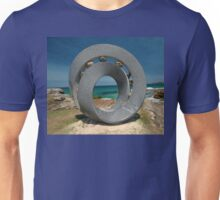 Spiral 2 @ Sculptures By The Sea, 2011 Unisex T-Shirt