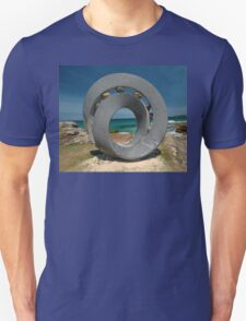 Spiral 2 @ Sculptures By The Sea, 2011 T-Shirt