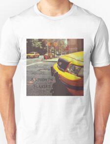 Sherlock Holmes- A Study In Scarlet Unisex T-Shirt