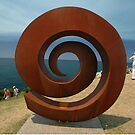 Spiral @ Sculptures By The Sea, 2011 by muz2142