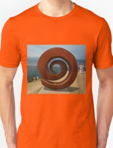 Spiral @ Sculptures By The Sea, 2011 T-Shirt