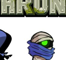 Rebel - Nuclear Throne Sticker
