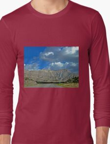 Roan Cliffs, Garfield County, Colorado Long Sleeve T-Shirt