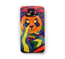 Psychedelic Panda Samsung Galaxy Case/Skin