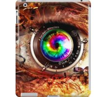Robotic Eye iPad Case/Skin