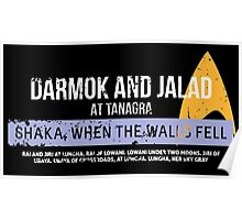 Shaka, when the walls fell Poster
