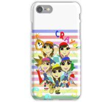 Crayon Pop - Dancing All Night iPhone Case/Skin