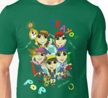 Crayon Pop - Dancing All Night Unisex T-Shirt