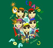 Crayon Pop - Dancing All Night Unisex T-Shirt