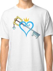 Kingdom Hearts - Heart and Sword Classic T-Shirt