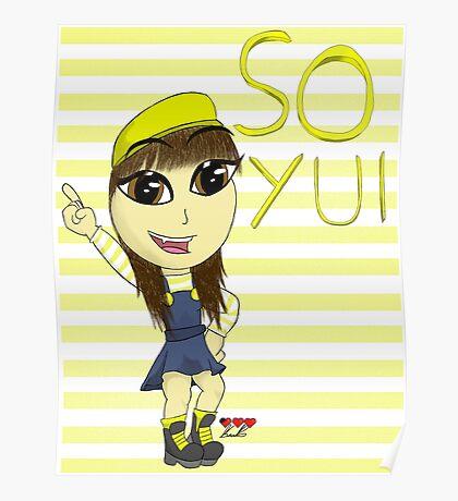 So Yul (dancing all night) Poster