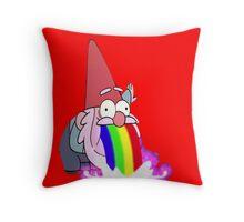 Gravity Falls- Barfing Gnome Throw Pillow