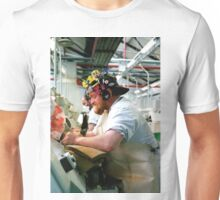 glass engraver Unisex T-Shirt