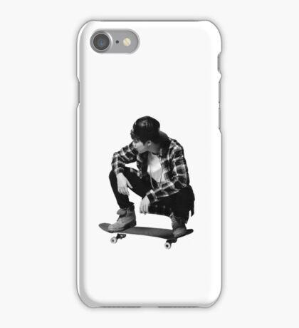 BTS Jimin Skate iPhone Case/Skin