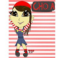 Cho a (dancing all night) Photographic Print