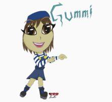 Gummi (dancing all night) Kids Tee
