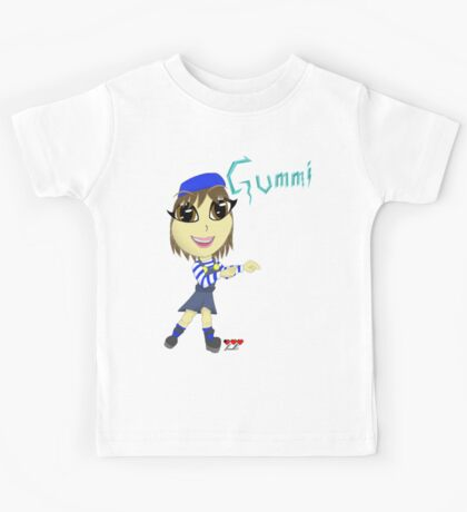 Gummi (dancing all night) Kids Tee
