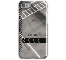 Sherlock- Mind Palace Directions iPhone Case/Skin