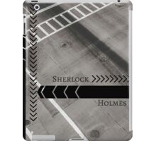 Sherlock- Mind Palace Directions iPad Case/Skin