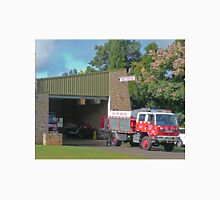 Fire station, Alstonville, N.S.W.  Australia Unisex T-Shirt