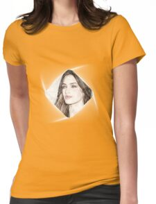 Gtres - Colored Pencil Art Womens Fitted T-Shirt