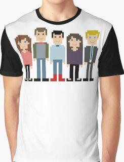 How I Met Your Mother Pixel Graphic T-Shirt