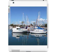 Manly marina iPad Case/Skin