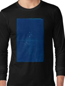 Civil War Maps 0207 Blue Springs Tennessee Inverted Long Sleeve T-Shirt