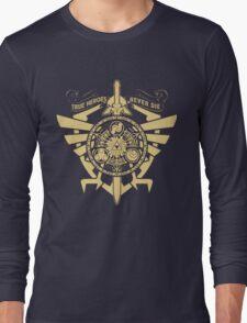 True Heroes- Never Die- Legend of Zelda T-Shirt