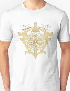 True Heroes- Never Die- Legend of Zelda T-Shirt