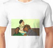 RvB GTA AU- Cuddly Boys  Unisex T-Shirt
