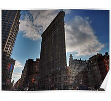 NYC - Flatiron Building 001 Poster