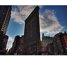 NYC - Flatiron Building 001 Photographic Print