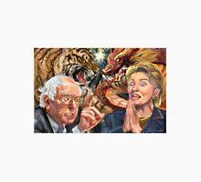Crouching Bernie, Hidden Hillary Unisex T-Shirt