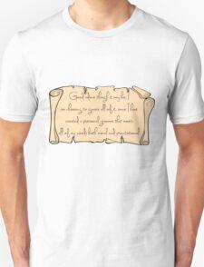 Grammar, Sirius Style T-Shirt