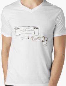 Vroom, Vroom Mens V-Neck T-Shirt