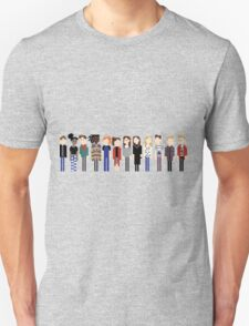 Lovely Little Pixels Unisex T-Shirt