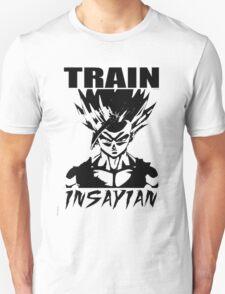 Goku- Super Saiyan- Train Insayian T-Shirt