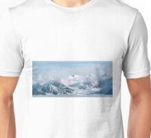 Transantarctic Range, Victoria Land, Antarctica Unisex T-Shirt