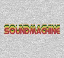 Sound Machine Baby Tee