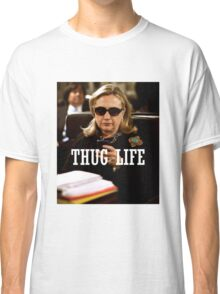 Throwback - Hillary Clinton Classic T-Shirt