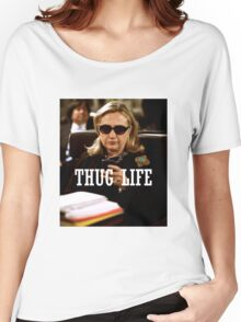 Throwback - Hillary Clinton Women's Relaxed Fit T-Shirt