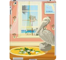Florida Icons iPad Case/Skin