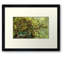 Organic Detail 2 Framed Print