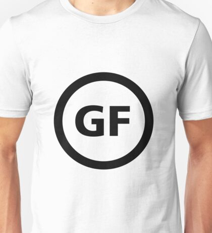Gluten Free Symbol Unisex T-Shirt