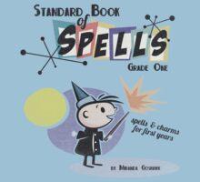 Standard Book of Spells: Grade One Kids Tee