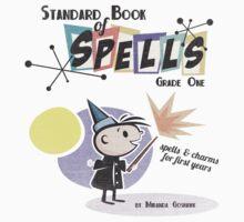 Standard Book of Spells: Grade One by adamgamm