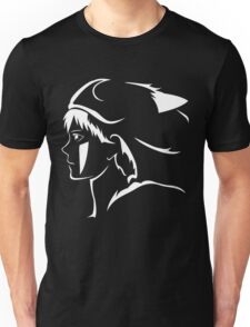 Princess Mononoke Anime Unisex T-Shirt