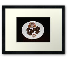 Chocolates for a Queen Framed Print