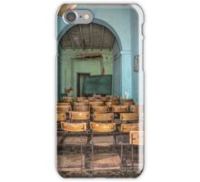 School's out ~ Cuba iPhone Case/Skin